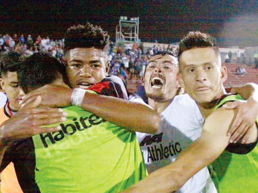 Carlos Mannucci de Trujillo le ganó 1-0 A Cienciano del Cusco