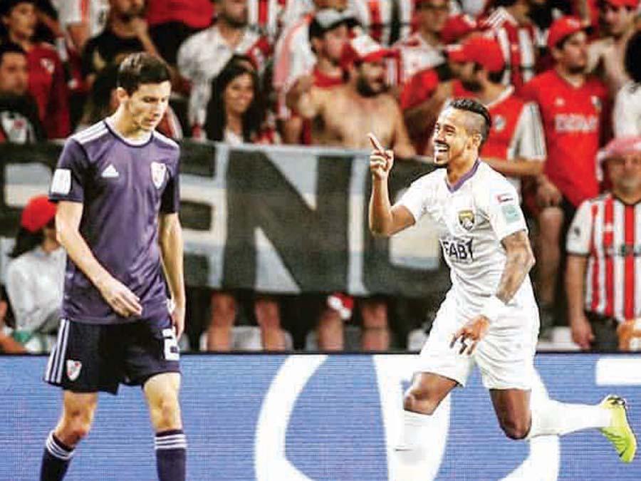 River Plate quedó eliminado del Mundial de Clubes al perder 5-4 por penales ante el Al Ain