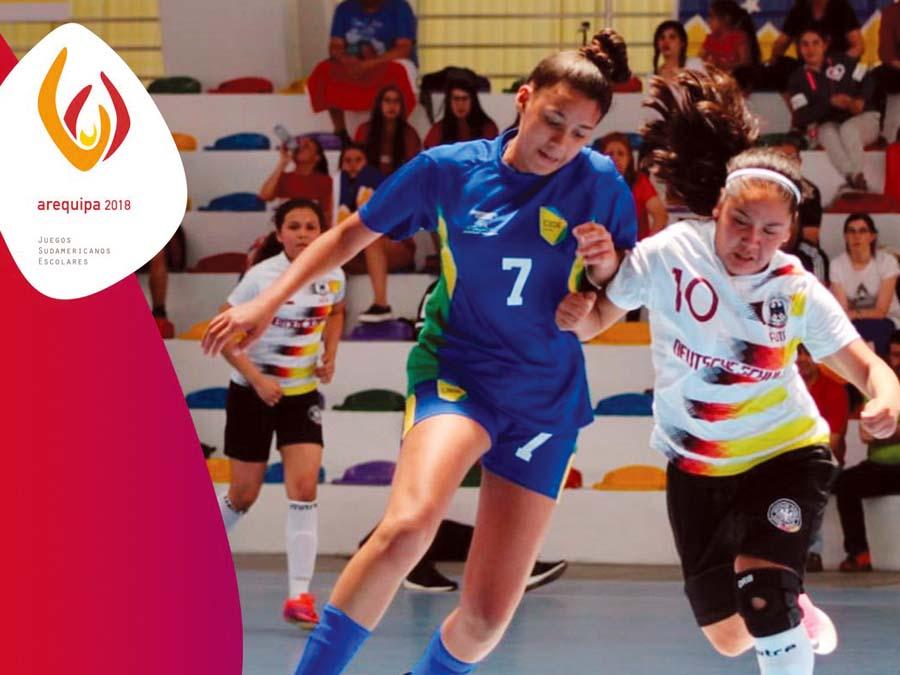 XXIV Juegos Sudamericanos Escolares – Arequipa 2018
