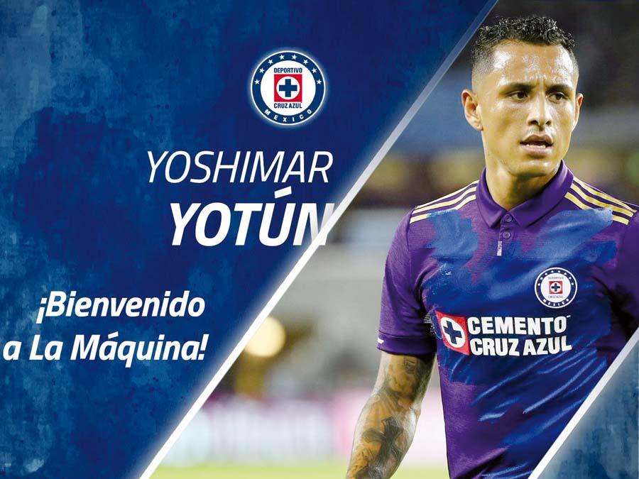 Yoshimar Yotún