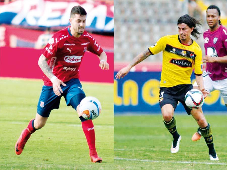 Alejandro Bárbaro y Ismael Blanco