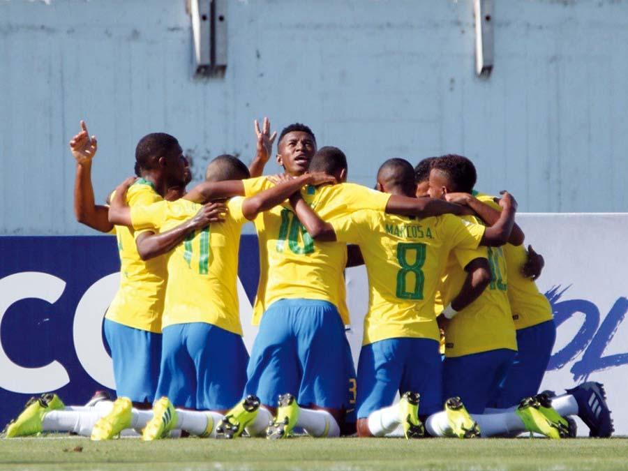 Brasil venció 1-0 a Bolivia