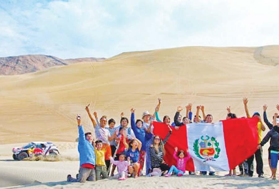 Dakar 2019 Perú