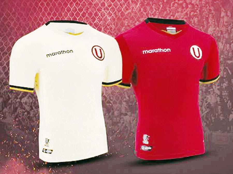 Diseño de camisetas Universitario de Deportes