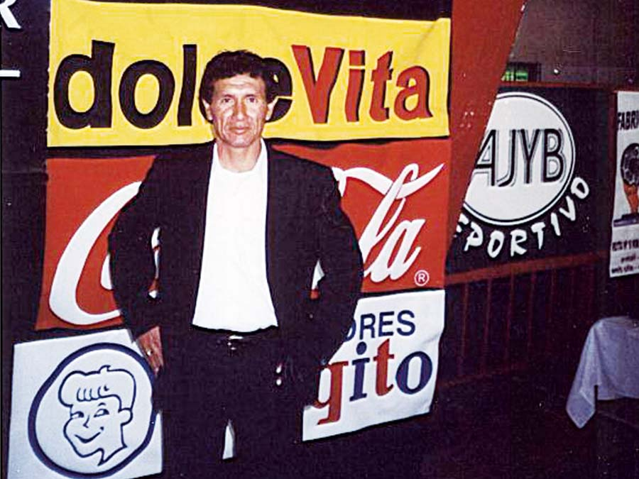 """Julio """"Humildad"""" García Ruiz:"""
