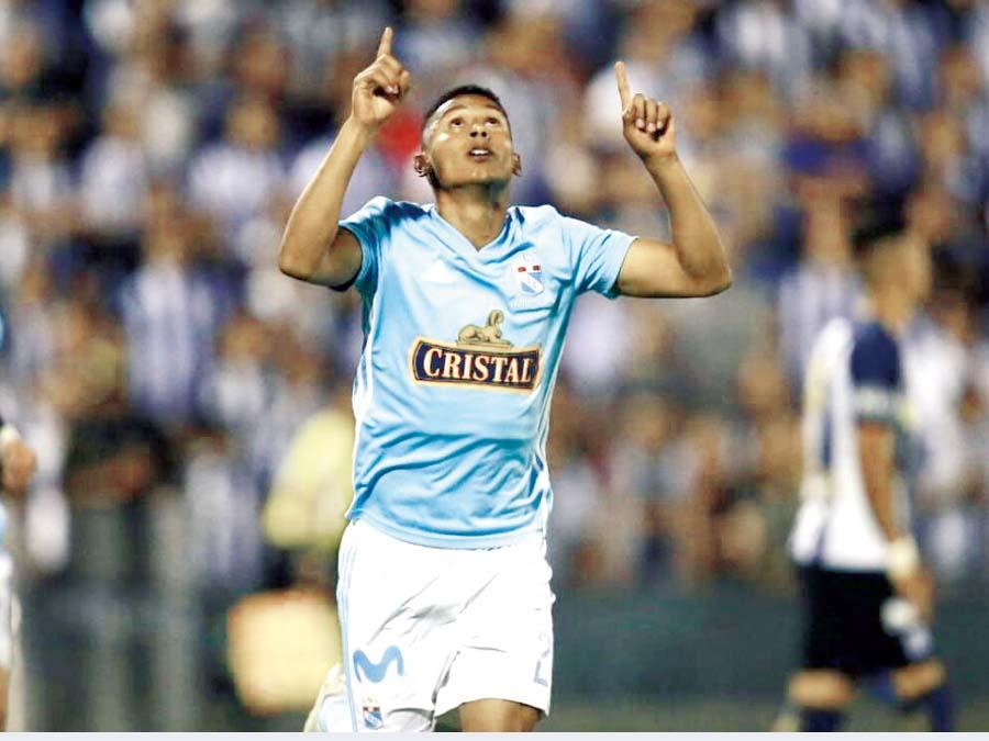 Marcos López, la joven promesa de Cristal da un salto importante en su corta carrera