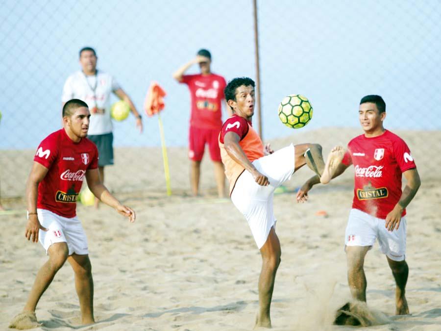 Selección Peruana de Fútbol Playa