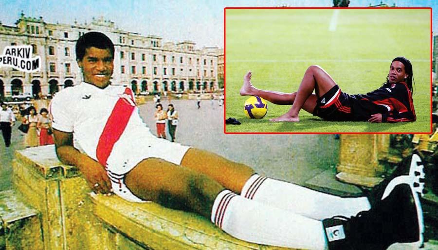Julio Cèsar Uribe y Ronaldinho fueron lo más parecido, afirma