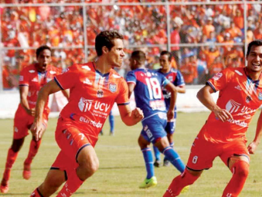 La Universidad César Vallejo debuta como local en el estadio Mansiche de Trujillo ante Sport Huancayo