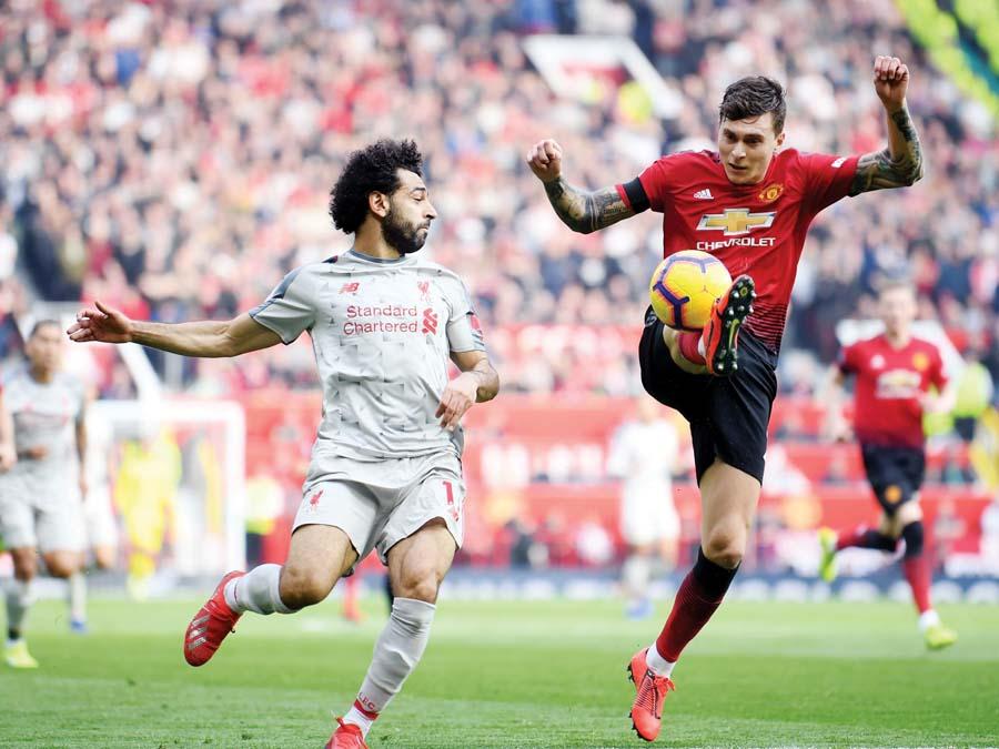Manchester United y Liverpool igualaron 0 – 0