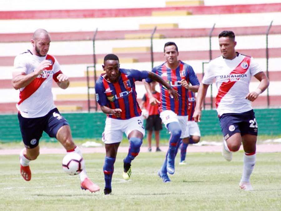Municipal igualo 0-0 a Alianza Universidad
