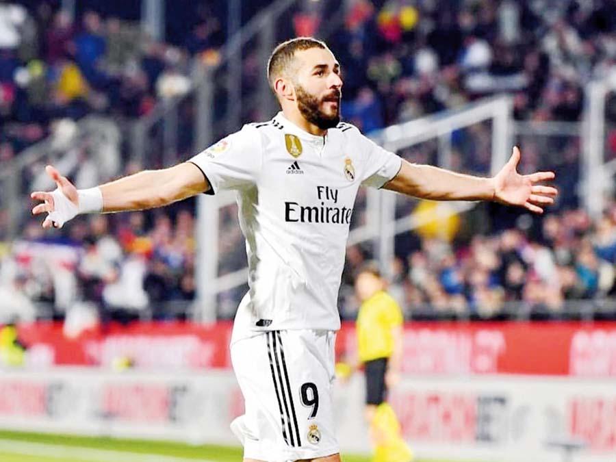 Real Madrid vence 3-1 al Girona