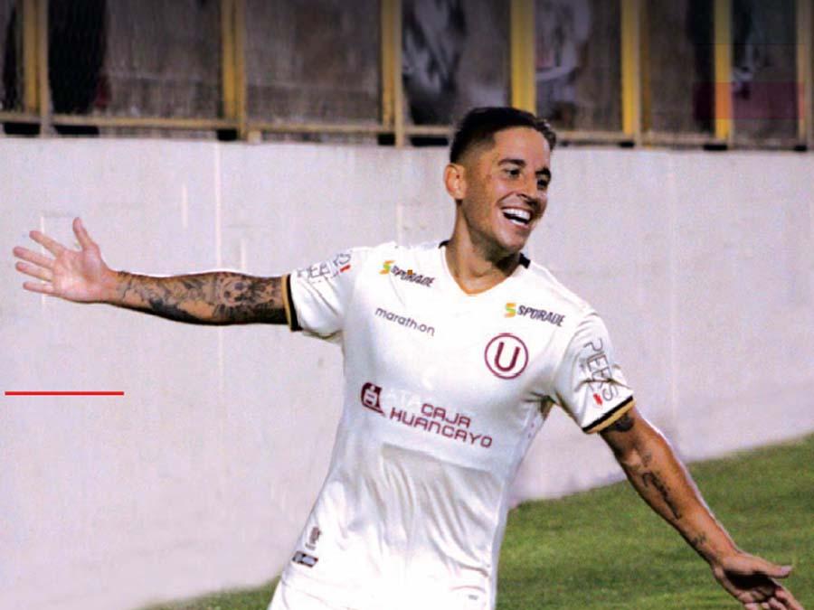 'U' derrotó 3-1 a Pirata FC