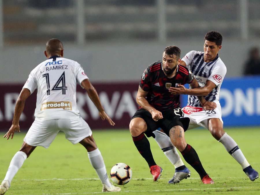 Alianza Lima empato 1-1 con River Plate