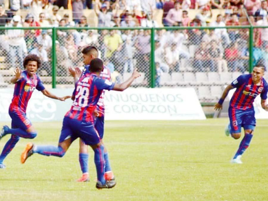 Alianza Universidad de local superó 1-0 a Ayacucho FC