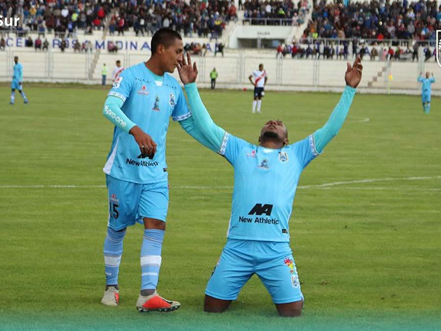 Ayacucho FC recibe al líder Binacional