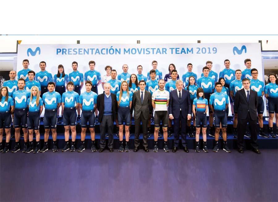 Movistar TEAM 2019