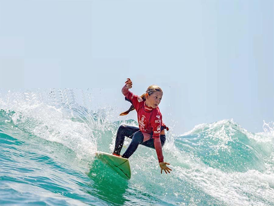 Semillero Euroshop de Surf 2019