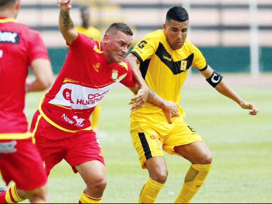 Sport Huancayo vs Cantolao
