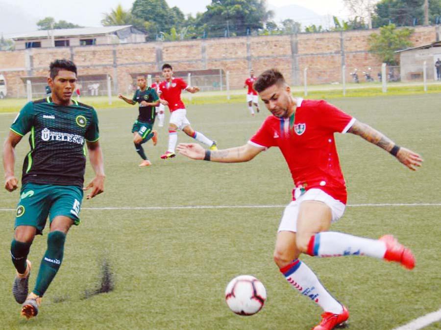 Unión Comercio derrotó por 2-0 a Pirata FC