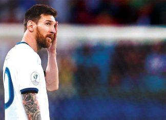 Argentina empató 1-1 con Paraguay