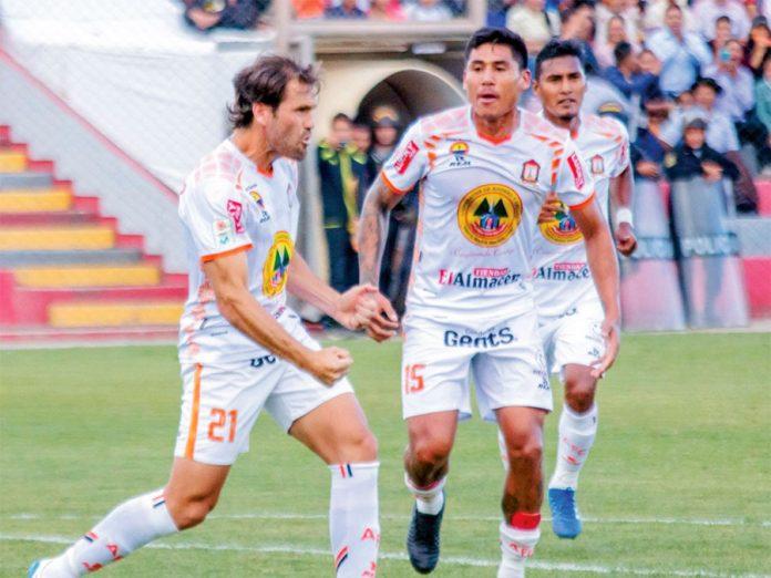 Ayacucho FC de local vapuleó 5-0 a la San Martín