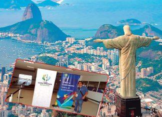 Todo sport en Brasil, Renato Landivar Cano