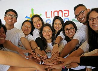 Voluntarios Lima 2019
