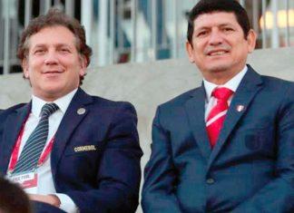 Agustín Lozano y Alejandro Domínguez