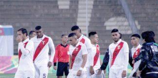 Uruguay nos ganó 2-0 en el debut de la Sub 23 en los Panamericanos Lima 2019