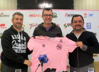 Marcelo Vivas fue presentado como flamante técnico del Sport Boys del Callao