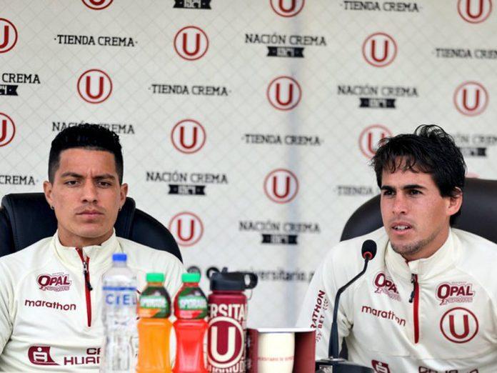 Rafael Guarderas y Carlos Olascuaga