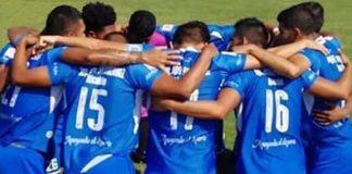 Santos logró la victoria en el último segundo del partido