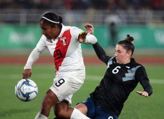 Selección peruana femenina