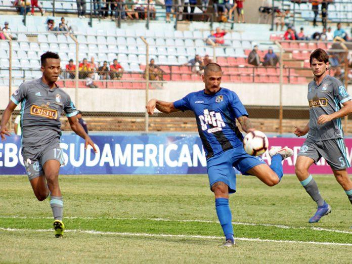 Sporting Cristal perdió 1-0 ante Zulia