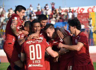 Universitario venció 1-0 a Pirata FC