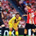 En el debut en la Liga Española, Barcelona perdió 1-0 ante Athletic Bilbao