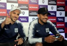 Federico Rodríguez y Adrián Balboa se sumaron a Alianza Lima