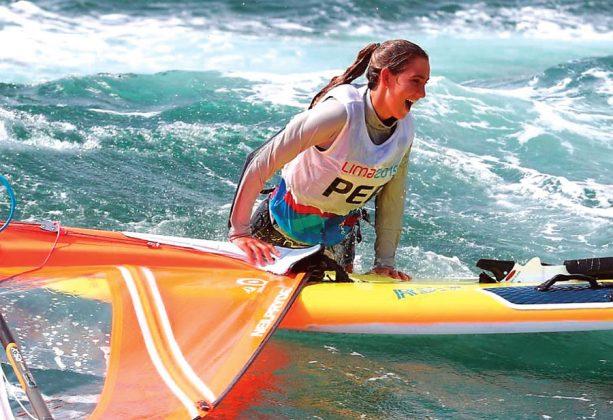 MARÍA BELÉN BAZO (Vela) Bazo quedó tercera en la tabla general de la categoría tabla vela femenino (windsurf) con un total de 34 puntos, por debajo de la brasileña Patricia Freitas (26 puntos) y la argentina Celia Tejerina (36).
