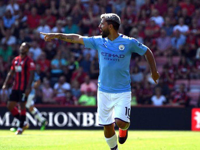 Manchester City 3-1 sobre Bournemouth