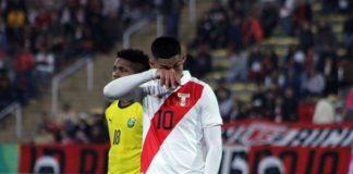 Perú cayó 2-0 con Jamaica