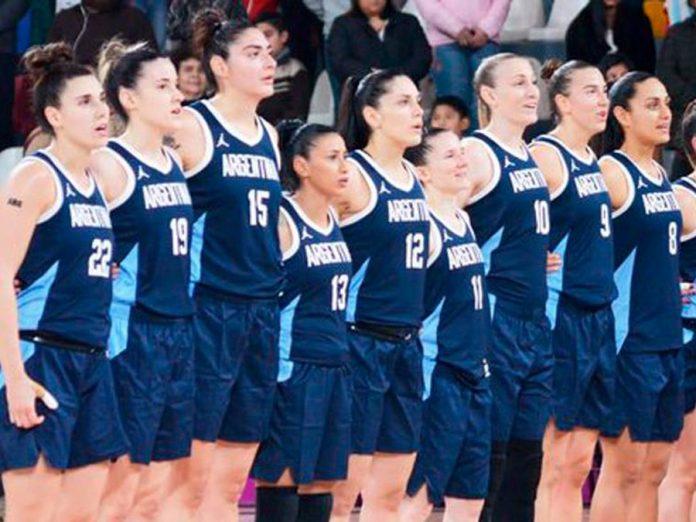 Selección argentina femenina de baloncesto