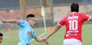 Sporting Cristal cayó 2-1 ante Unión Comercio