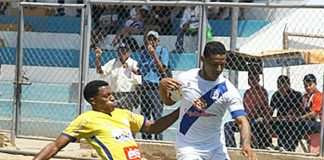 Unión Huaral y el Santos FC