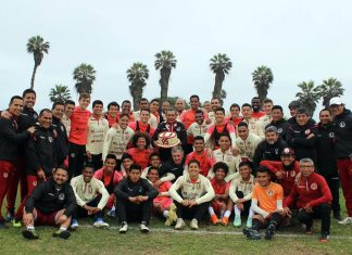 Universitario de Deportes celebra a lo grande sus 95 años de aniversario