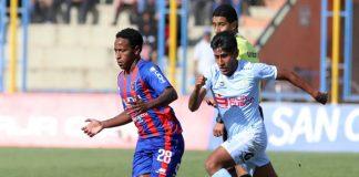 Alianza Universidad derrotó 0-1 a Garcilaso