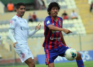 Alianza Universidad empató 1 – 1 con la Alianza Universidad