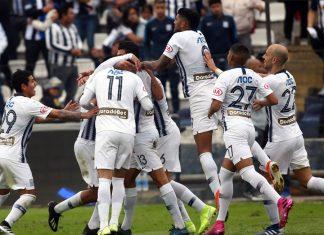 Alianza ganó 1-0 a Garcilaso