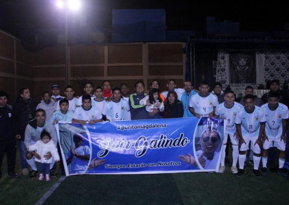 Argentina (Magdalena) otro de los equipos fuertes en el torneo Copa Todo Sport