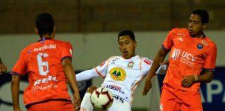 Ayacucho FC vs Universidad César Vallejo
